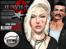 [R3] - Bloody Faces [Catwa]