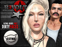 [R3] - Dirty Faces [Catwa]