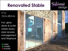 Easter Offer: Renovated Stable - modern living in an old stable