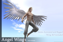Angel Wings - ( Bento Animated )