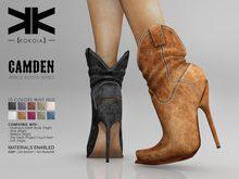 Camden :: Ankle Boots :: 10 Colors :: {kokoia}