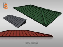 [DS] Metal Roofing