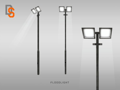 [DI] Floodlight