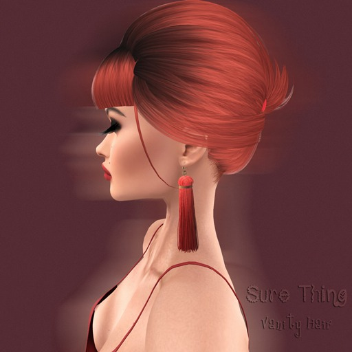 Vanity Hair::Sure Thing-Demo Pack