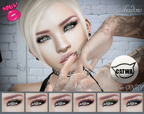 [POUT!] Acantha Eyeshadow CATWA  (Wear to unpack)