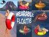 70% OFF Ladies Wearable floatie ( Exclusive Invention )