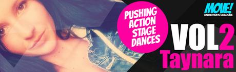 Taynara Vol.2 Dancepack - MOVE! Animations Cologne