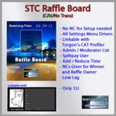 STC Raffle Board (only 1LI)
