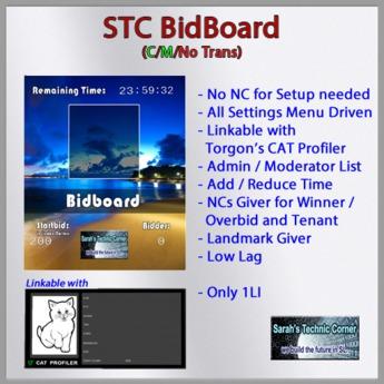 STC Bidboard Only 1 LI