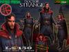 [Doctor Strange] Fitted mesh avatar w/ moving eyes