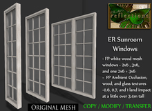 ER Sunroom Windows Mesh - Full Perm Multipane