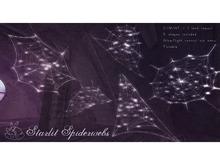 +Half-Deer+ Starlit Spiderwebs [Set of 5]