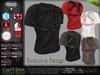 Cael Fatpack Male Mens Strapped Shirt Top - Mesh - TMP, Adam, Slink, Aesthetic, Signature Gianni - FashionNatic