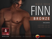 (RED)SAND / FINN-BRONZE / ADAM APPLIER (wear me)