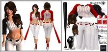 ::ZB:: Sofia Baseball Outfit
