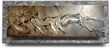 Contemporary Bronze on Granite