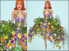 Boudoir - Floral Baroque