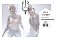 DYSPHORIA *  Hope Tattoo