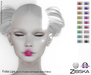 Zibska ~ Folia Lips in 18 colors inlcudes tattoo layers,  Lelutka and Omega appliers
