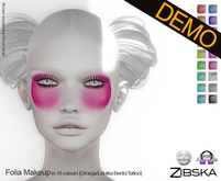 Zibska ~ Folia Makeup Demo