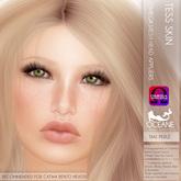 Limited Skin: Oceane - Tess skin Head Appliers Perle - Omega