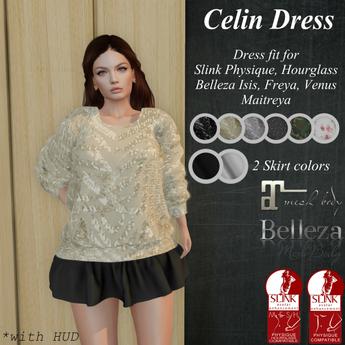 .::Sweet little Things::. Celin Dress