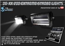 DG-XX 200 Extreme Strobe Light System