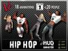 Hip-hop dance HUD