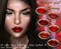 UA - Lips Red (All Appliers)