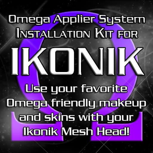 Omega System Kit - Ikonik