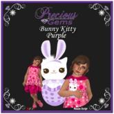 *PG* Bunny Kitty Purple [Boxed] Copy