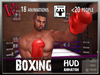 Boxing Animation HUD(updated)