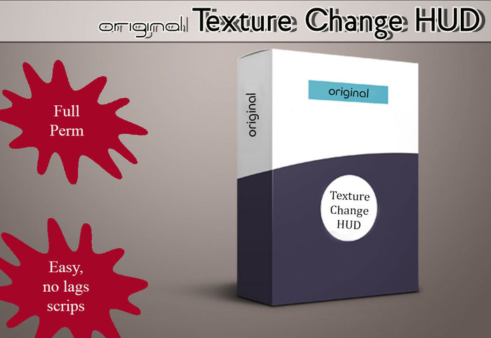 original Change TEXTURE HUD