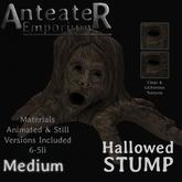 Anteater Emporium - Hallowed Stump - Medium