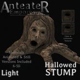 Anteater Emporium - Hallowed Stump - Light
