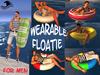 70% OFF Men's Wearable floatie ( Exclusive Invention )