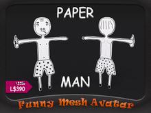PAPER-MAN-MESH