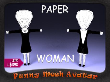 PAPER-WOMAN-MESH
