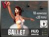 Ballet dance HUD