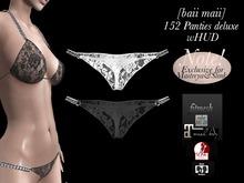 PROMO baii maii 159 Kaiila panties Lingerie Mesh Panties Underwear wHUD Maitreya Slink