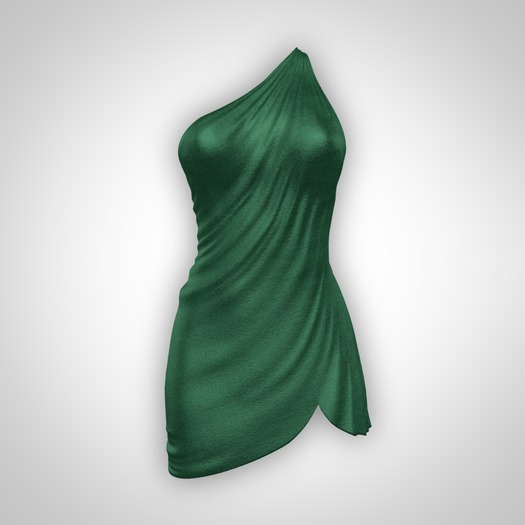 ANOIRCRE Nuit Dress Green (Mesh)