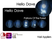 Hello Dave - Nail Appliers - Patrons Of The Forest