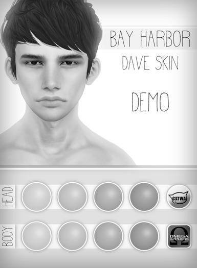 [Bay Harbor] Dave Skin - DEMO