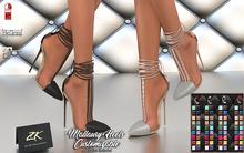 -:zk:- Mallaury Heels Customizable