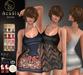 ***ArisarisB&W~Acadia Dress~Changer Hud