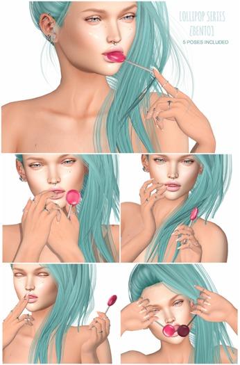 L y r i u m - Lollipop Series [Bento]