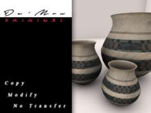 .::De'Mon::. Mesa Southwest Pottery