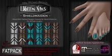 DP - Koffin Nails - FatPack - Shieldmaiden