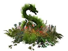 MSD - Dragon Topiary & Garden (28 LI) C/M