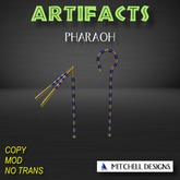 MD Artifacts Series - PHARAOH BOXED